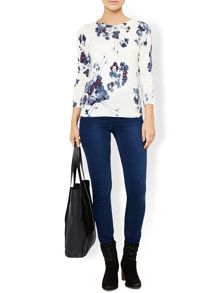 Monsoon Heidi Printed Jumper