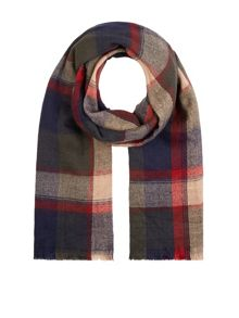 Accessorize Richmond check scarf