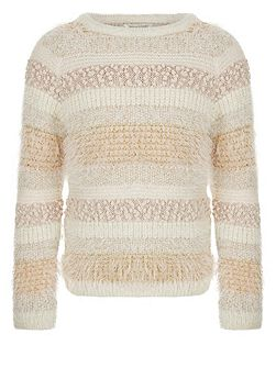Girls Teresa Fluffy Jumper
