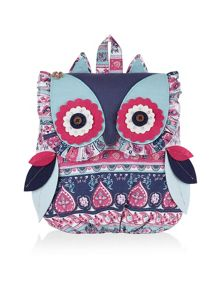Monsoon Girls Pretty Polly Owl Rucksack
