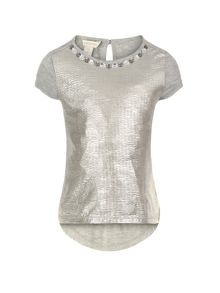 Monsoon Girls Sylvie Sparkle Top