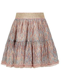 Girls Amybelle Chiffon Skirt