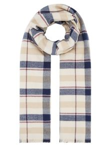Accessorize Hoxton check scarf