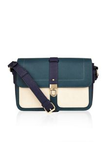 Accessorize Cassidy colour block across body bag