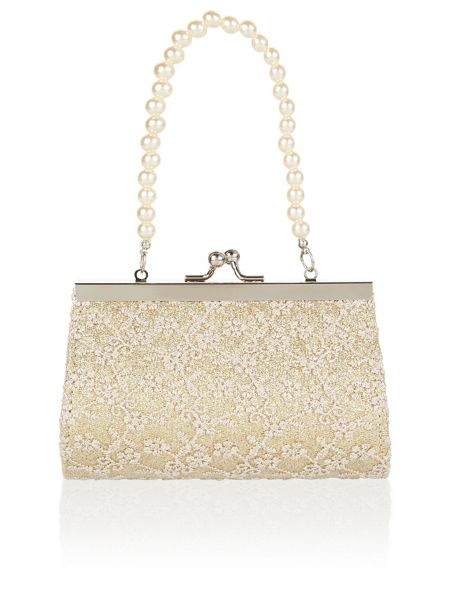 Monsoon Girls Vienna Lace Mini Bag