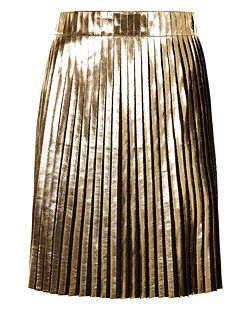 Girls Storm Fairen Metallic Skirt