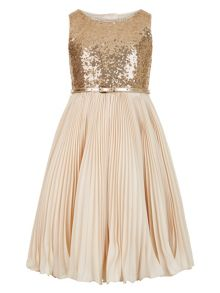 Monsoon Girls Marilyn Sparkle Dress