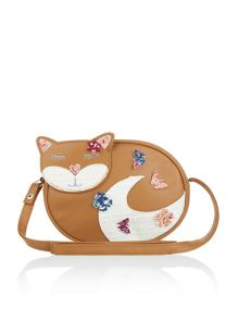 Monsoon Girls Curly Cat Tail Bag