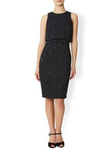 Monsoon Immy Jacquard Dress