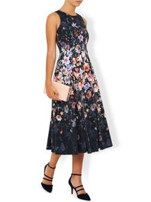 Monsoon Briyanna Print Dress