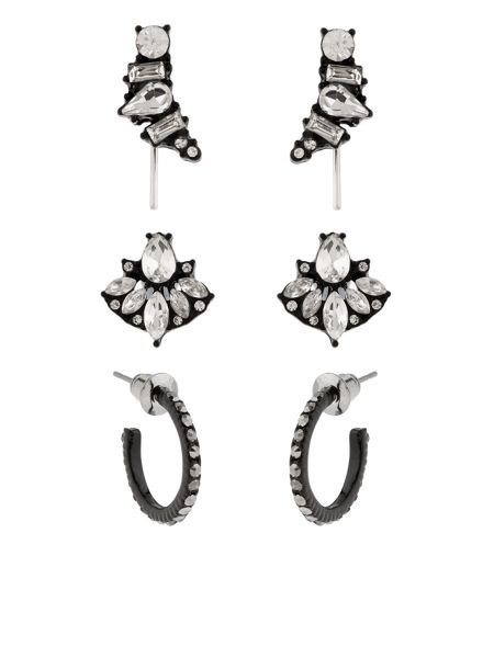 Accessorize Saskia Ear Adornment Set