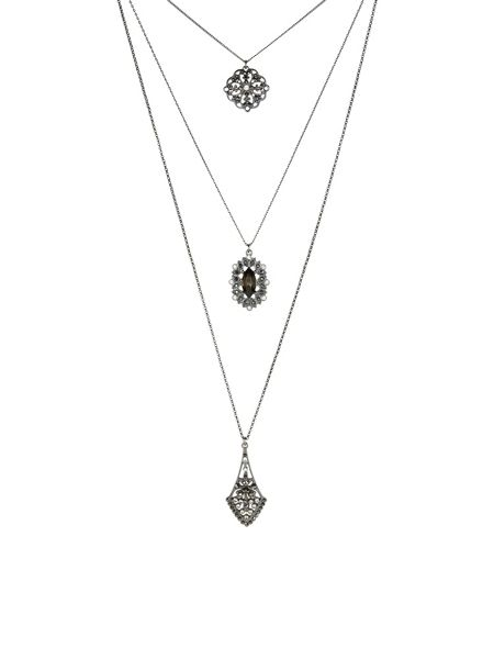 Accessorize Lucille Layered Necklace