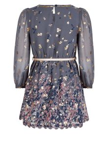 Monsoon Girls Blossom Tunic Dress