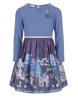 Girls Amika 2 in 1 Dress