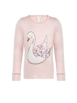Girls Susannah Swan Top