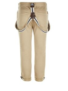 Monsoon Boys Alfie Chino Trousers With Braces