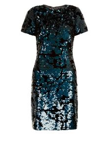 Monsoon Sofia Sequin Dress