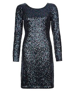 Stacey Sequin Dress