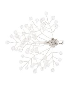 Monsoon Girls Frosted Snowflake Clip