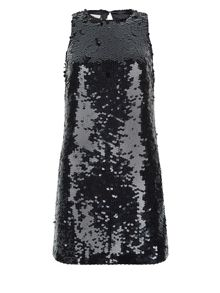 Monsoon Suzie Sequin Dress