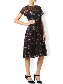 Monsoon Ella Frill Dress