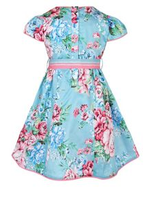 Monsoon Baby Girls Othelia Rose Dress