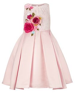 Girls Rosella Flowers Dress