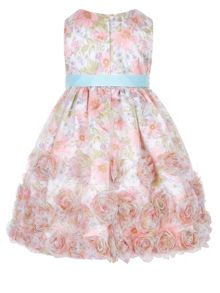 Monsoon Baby Girls Sienna Dress