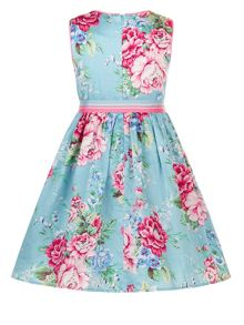 Monsoon Girls Orphelia Rose Dress