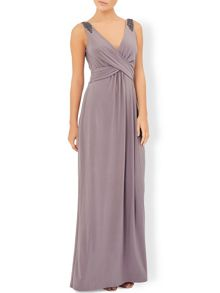 Monsoon Rose Maxi Dress