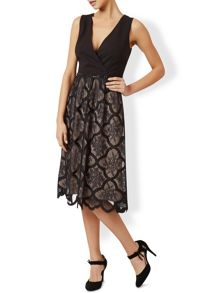 Monsoon Sabina Lace Dress