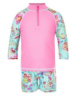 Girls Cosima Sunsafe Surfuit