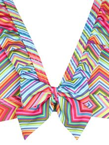 Monsoon Girls Izzy Chevron Bikini