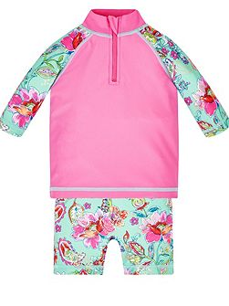 Girls Baby Cosima Sunsafe Swimsuit