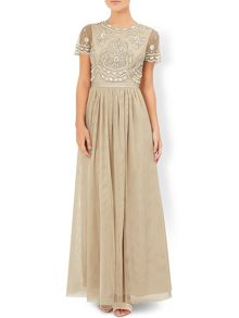 Monsoon Topazalite Maxi Dress