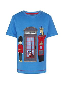 Boys Lewis London Tee