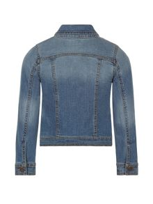 Monsoon Girls Betty Denim Jacket