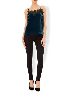 Monsoon Valencia Velvet Top