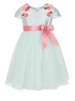 Baby Girls Nova Flower Dress