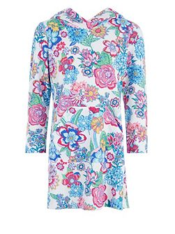 Girls Valerie Towelling Coverup