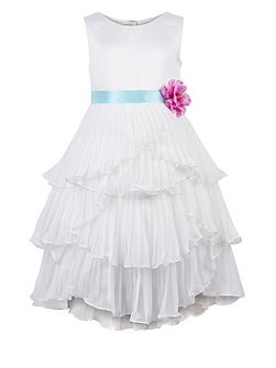 Girls Marilyna Ruffle Dress