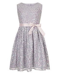 Girls Ottalia Sparkle Sequin Dress