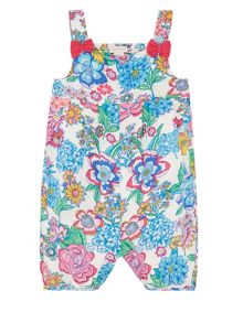 Monsoon Girls Baby Valerie Playsuit