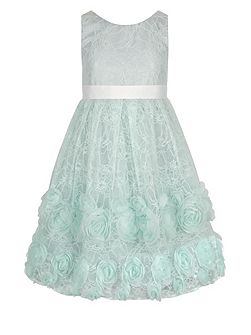 Girls Lyra Cascade Dress