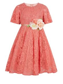 Monsoon Girls Gardenia Dress