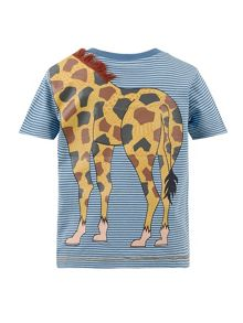 Monsoon Boys Gerrie Giraffe Tee