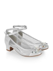 Monsoon Girls Magical Princess Gem Cha Cha Shoes