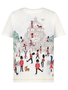 Monsoon Boys St Pauls London Tee