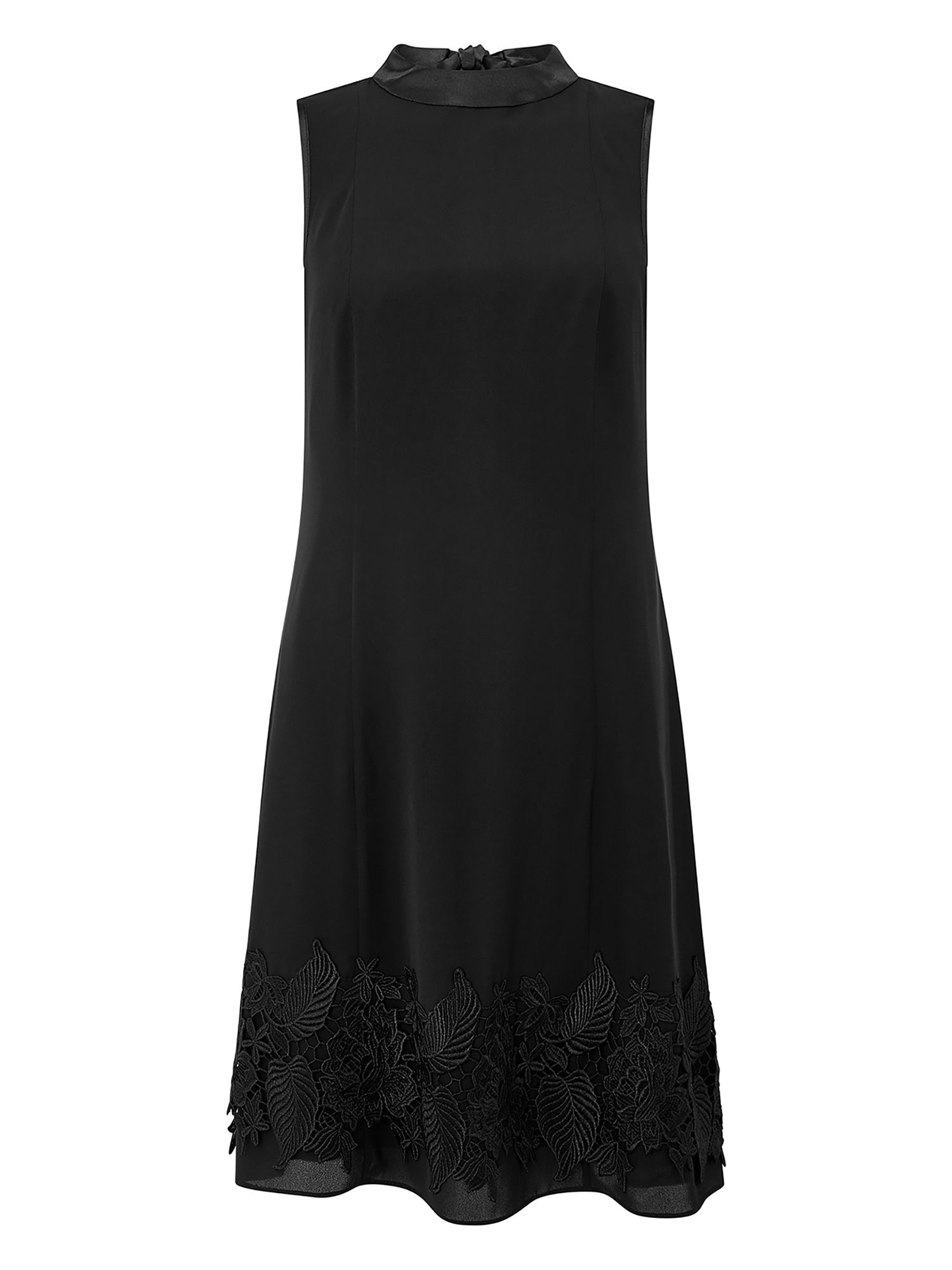 Monsoon Dorri Dress, Black