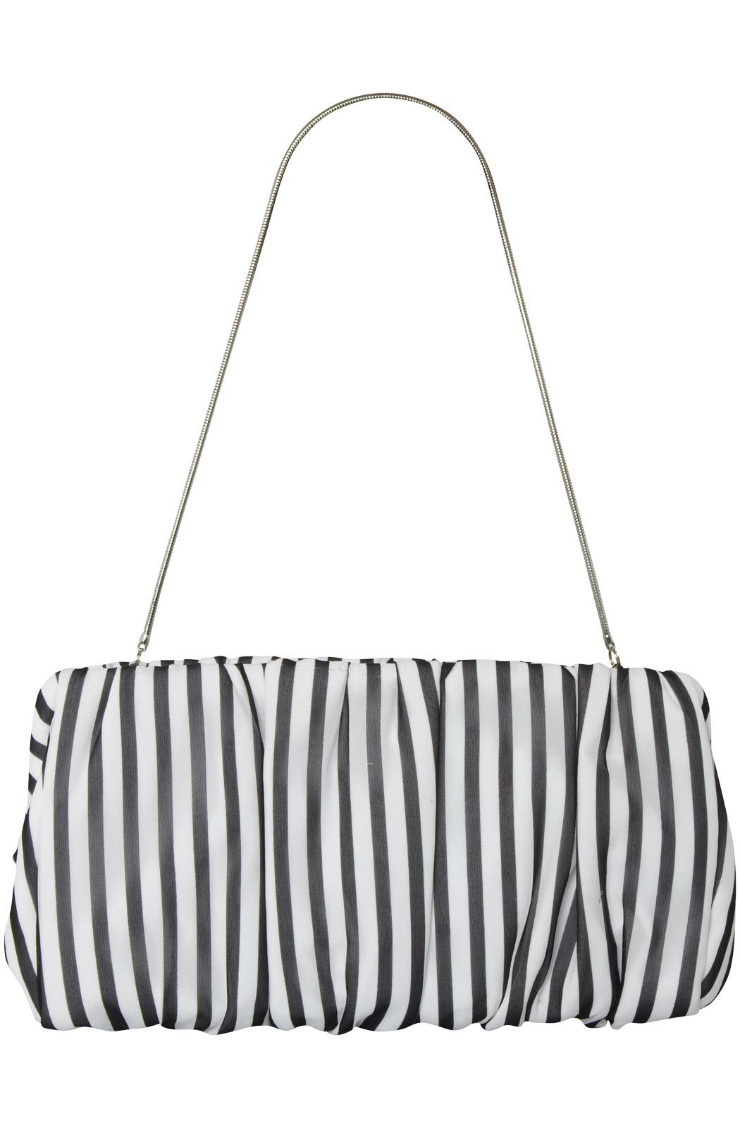 Coast Jinny stripe clutch product image
